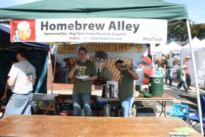 homebrew alley